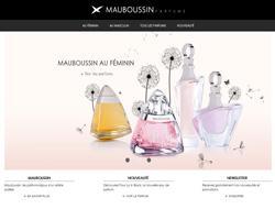 Codes promo et Offres Mauboussin Parfums