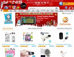 Codes promo et Offres Yonis Shop