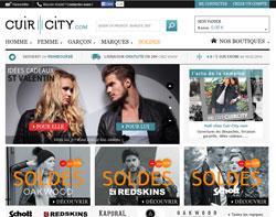 Codes promo et Offres Cuir City