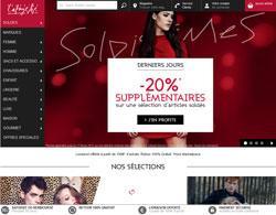 Codes promo et Offres Galeries Lafayette