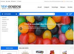 Codes promo et Offres Top Bonbon