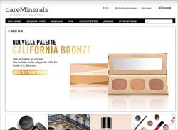 Codes promo et Offres Bare Minerals