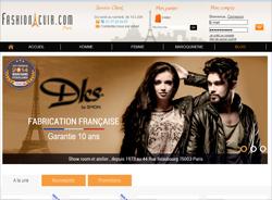 Codes promo et Offres Fashion-Cuir