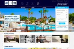 Codes promo et Offres H10 Hotels