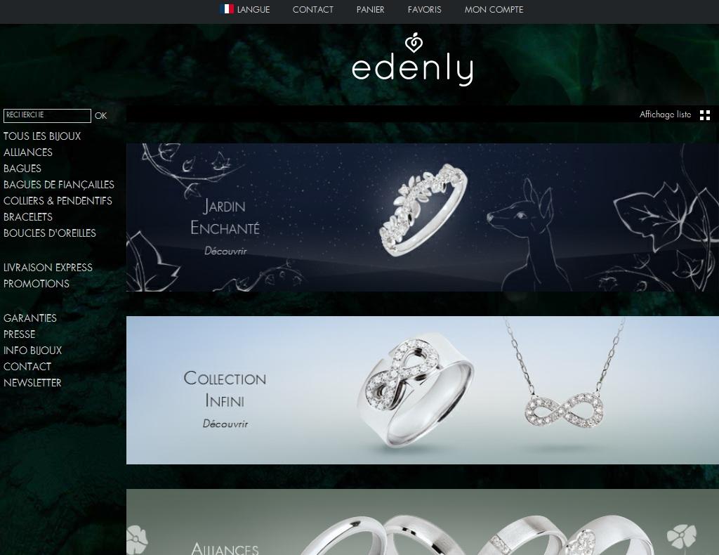 Codes promo et Offres Edenly