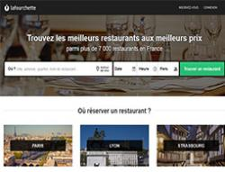 Codes promo et Offres LaFourchette