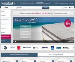 Codes promo et Offres Lematelas.fr