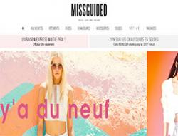 Codes promo et Offres Missguided