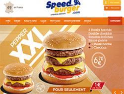 Codes promo et Offres Speed burger