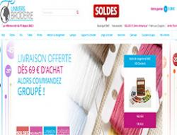 Codes promo et Offres Univers broderie