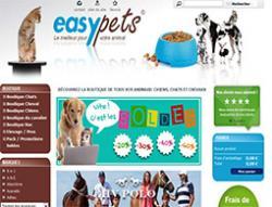 Codes promo et Offres Easypets