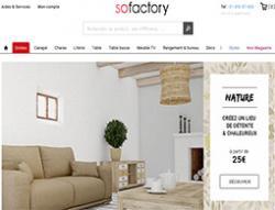 Codes promo et Offres Sofactory