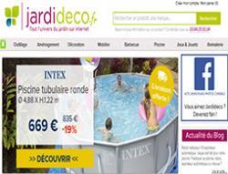 Codes promo et Offres Jardideco