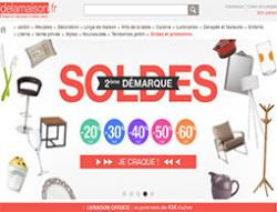 code promo delamaison code r duction juillet 2018. Black Bedroom Furniture Sets. Home Design Ideas