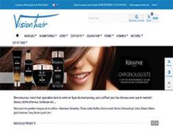 Codes promo et Offres Vision hair