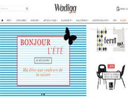 Codes promo et Offres Wadiga