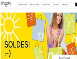 Codes promo et Offres Shopty
