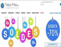 Codes promo et Offres Tissus price