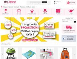 Codes promo et Offres AC Deco