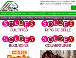 Codes promo et Offres Esprit equitation