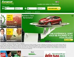 Codes promo et Offres Europcar martinique