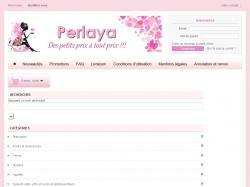 Codes promo et Offres Perlaya