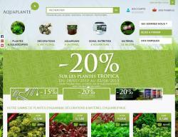 Codes promo et Offres Aquaplante