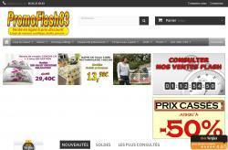 Codes promo et Offres Promoflash83