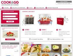 Codes promo et Offres Cook and go