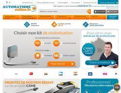 Codes promo et Offres Automatisme online