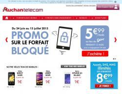 code promo auchan telecom les derni res offre auchan telecom test s le septembre 2018. Black Bedroom Furniture Sets. Home Design Ideas