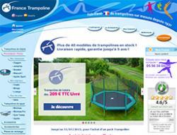 Codes promo et Offres France trampoline