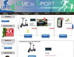 Codes promo et Offres Que du sport