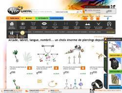 Codes promo et Offres Neo piercing