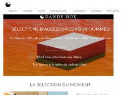 Codes promo et Offres Dandybox
