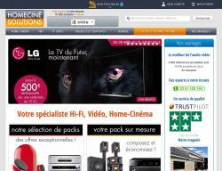 Codes promo et Offres Homecinesolutions