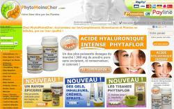 Codes promo et Offres Phytomoinscher