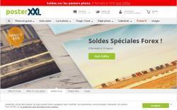 Codes promo et Offres PosterXXL