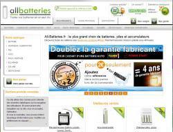 Codes promo et Offres All batteries