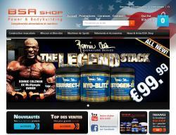 Codes promo et Offres Bsa shop