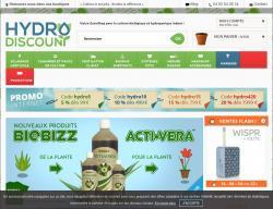 Codes promo et Offres Hydrodiscount