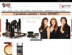 Codes promo et Offres Hair france