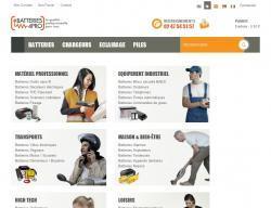 Codes promo et Offres Batteries4pro
