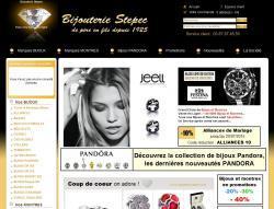 Codes promo et Offres Bijouterie stepec