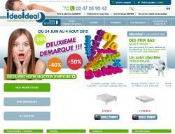 Codes promo et Offres Ideoideal