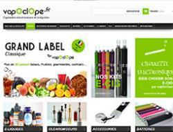 Codes promo et Offres Vapoclope