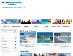 Codes promo et Offres Vtr voyages