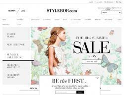 Codes promo et Offres Stylebop