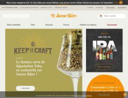 Codes promo et Offres Saveur biere