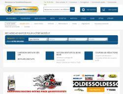 Codes promo et Offres Scootmotoshop